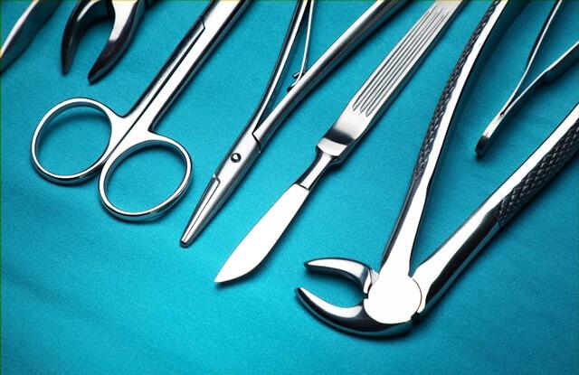 instrumentos cirúrgicos