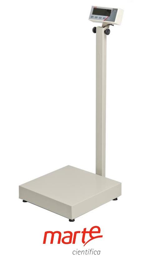 Balança Industrial Eletrônica 500Kg Precisão 100gr LS500