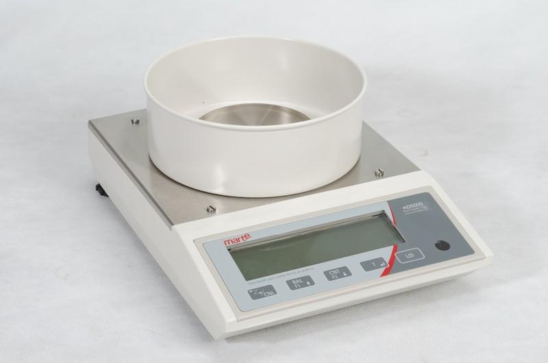 Balança Semi-Analítica 510gr Precisão de 0,001gr