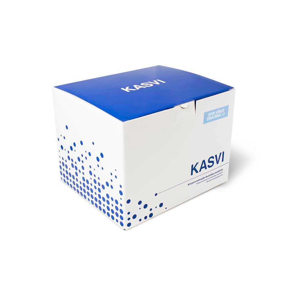 Kit de Extração de DNA Mini Spin