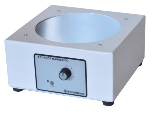 Agitador Magnético Sem Aquecimento 10 Litros